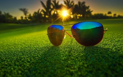 TIP: HOW TO READ GREENS ON SUNNY DAYS