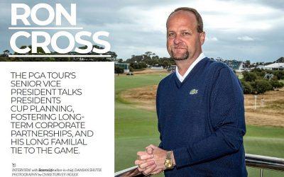 THE INTERVIEW: RON CROSS, PGA TOUR SVP