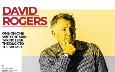 THE INTERVIEW: DAVE ROGERS AOM
